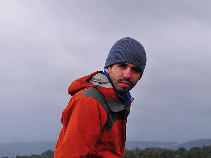 Martín Espinoza, biologo y fotógrafo.