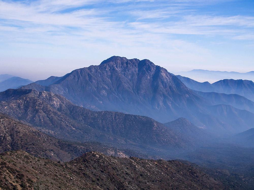 La Campana mountain ascent - Santiago de Chile Outdoors