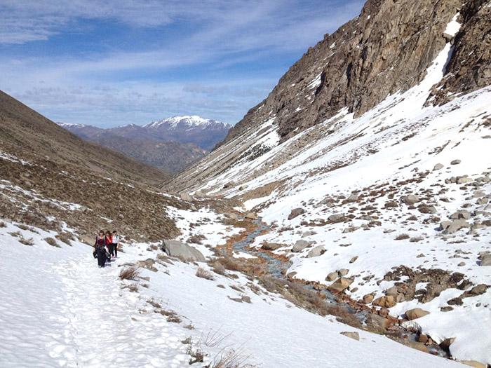 santiago-hiking-tour-la-paloma-glacier-6