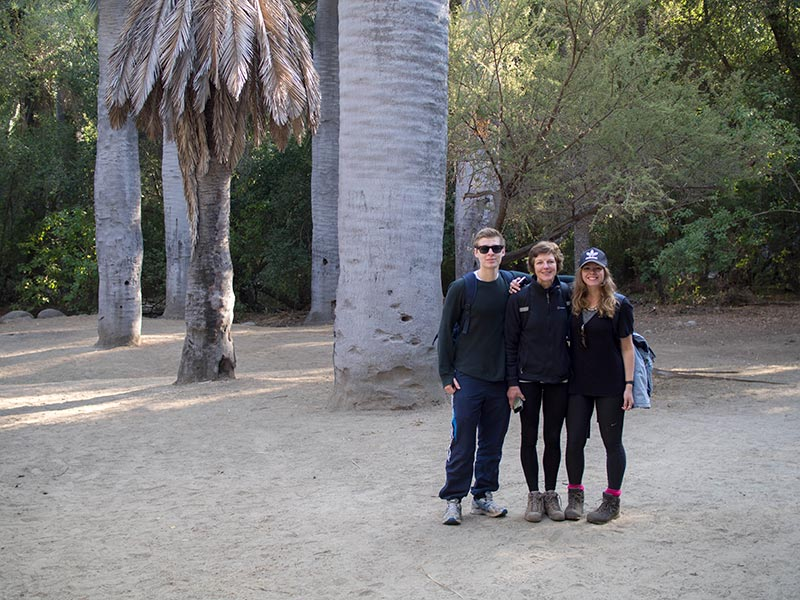 Darwin's Route Santiago Hiking Tour