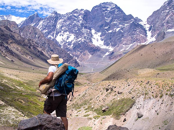 Juncal Andean Park